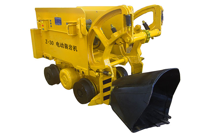 Z-30 电动装岩机
