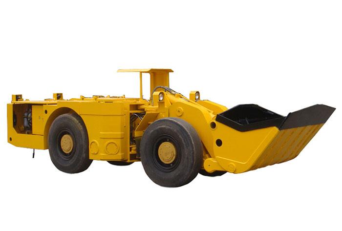 WJ-2 内燃铲运机