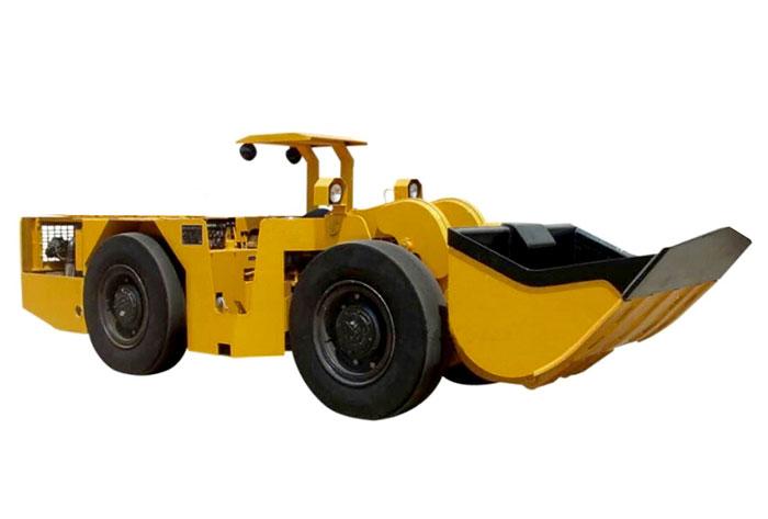 WJ-1.5 内燃铲运机