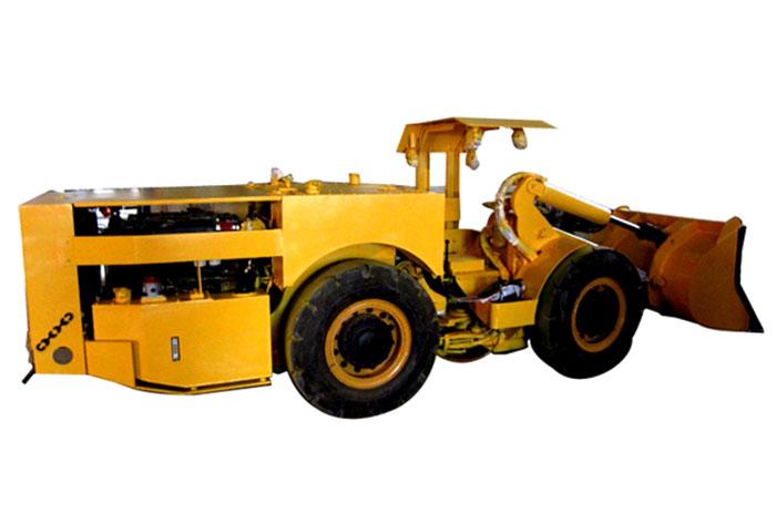 WJ-1 内燃铲运机