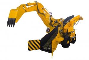 LW-80 挖掘装载机