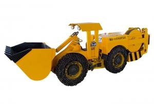 WJD-1  电动铲运机